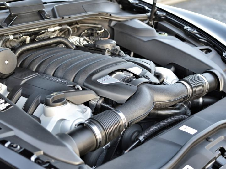 Porsche Cayenne II S 958 4.8l V8 400ch TIPTRONIC VERITABLE 1ERE MAIN SEULEMENT 15000KMS D'ORIGINE NOIR - 20