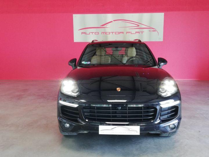 Porsche Cayenne Platinium Edition Noir - 2