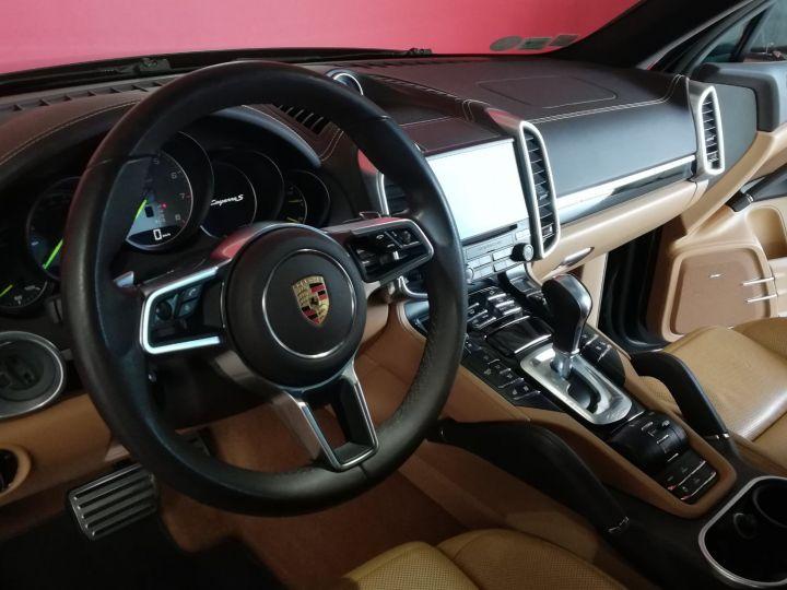 Porsche Cayenne Platinium Edition Noir - 5