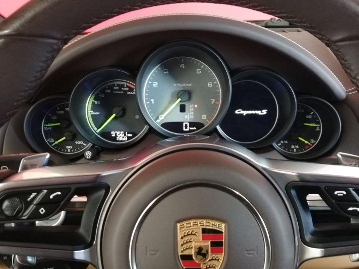 Porsche Cayenne Platinium Edition Noir - 6