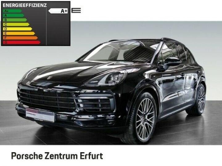 Porsche Cayenne Porsche Cayenne E-Hybrid  noir - 1