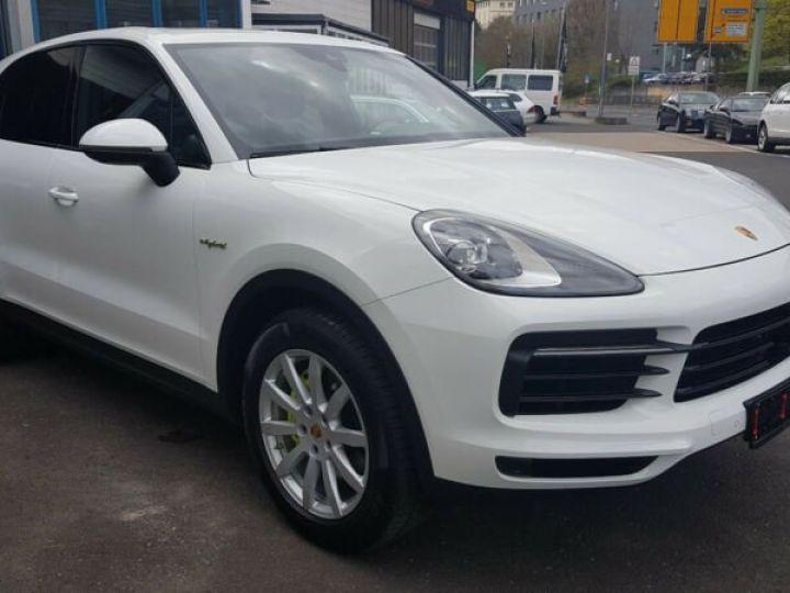 Porsche Cayenne Porsche Cayenne E-Hybrid Toit Panoramique, Carte grise offerte,Garantie 12 Mois Blanc - 1