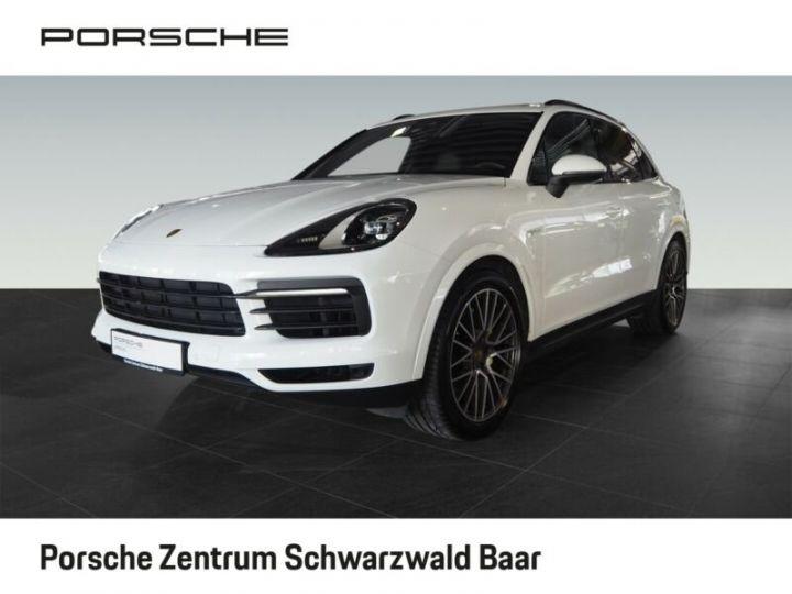 Porsche Cayenne Porsche Cayenne E-Hybride 33cv (462ch)  Blanc - 1