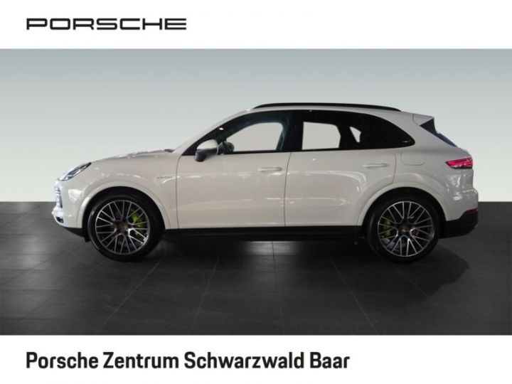 Porsche Cayenne Porsche Cayenne E-Hybride 33cv (462ch)  Blanc - 2