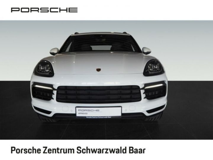 Porsche Cayenne Porsche Cayenne E-Hybride 33cv (462ch)  Blanc - 4