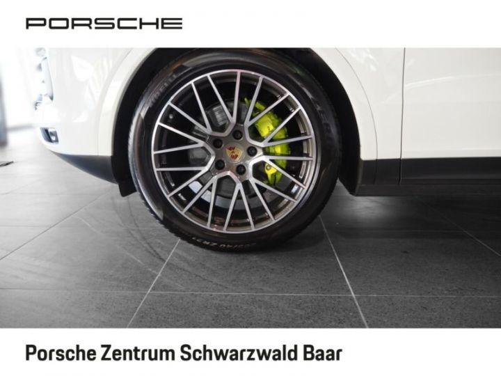 Porsche Cayenne Porsche Cayenne E-Hybride 33cv (462ch)  Blanc - 6