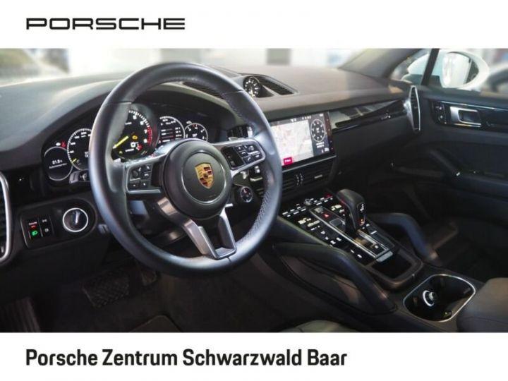 Porsche Cayenne Porsche Cayenne E-Hybride 33cv (462ch)  Blanc - 7