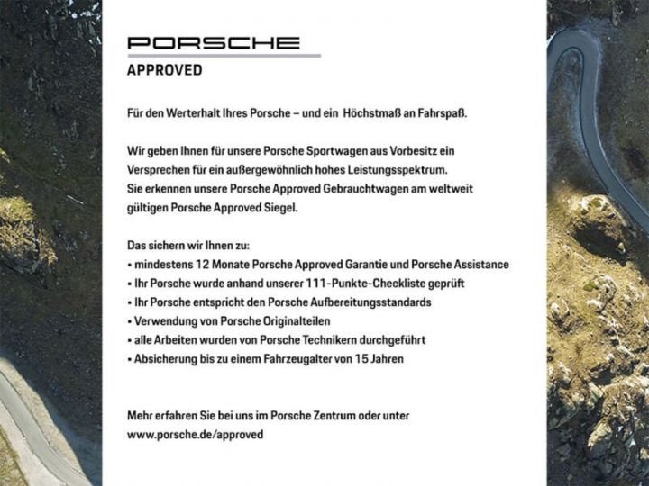 Porsche Cayenne Porsche Cayenne E-Hybride 33cv (462ch)  Blanc - 13