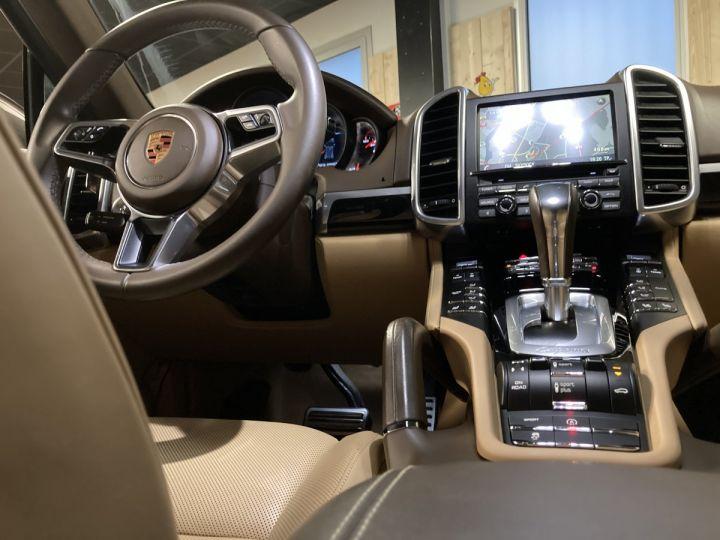 Porsche Cayenne Porsche cayenne S  Terre d'ombre métallisé - 17