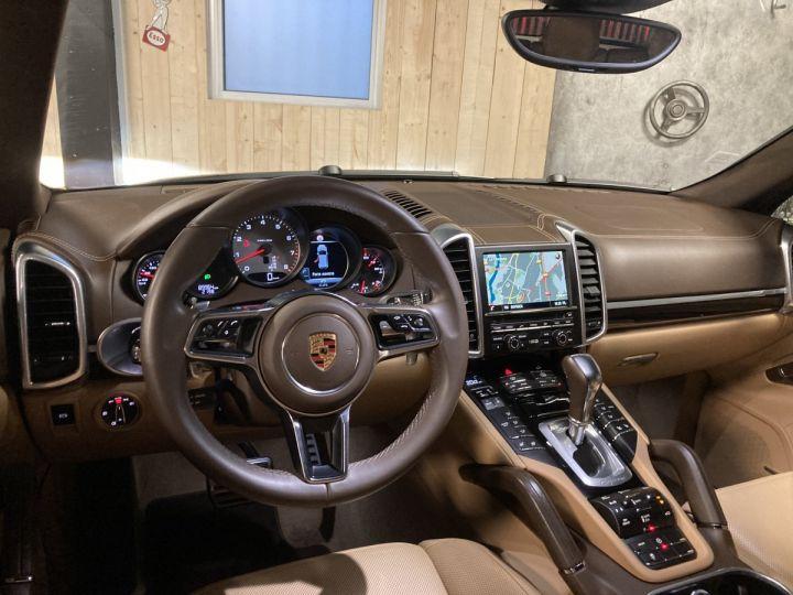 Porsche Cayenne Porsche cayenne S  Terre d'ombre métallisé - 18