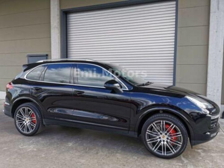 Porsche Cayenne Porsche Cayenne S /BOSE/TOIT PANORAMIQUE/12 MOIS GARNTIE  noire - 9