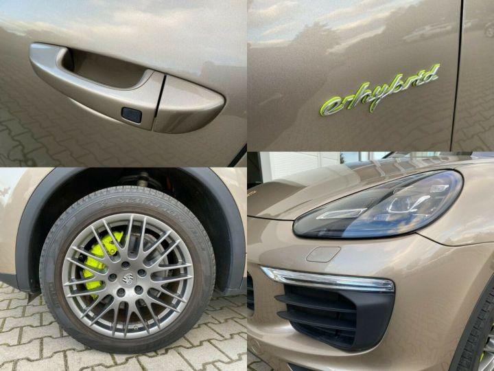 Porsche Cayenne Porsche Cayenne S E-Hybrid / Toit Panoramique / chauffage et ventilation des sièges/Garantie 12 Mois Beige - 4
