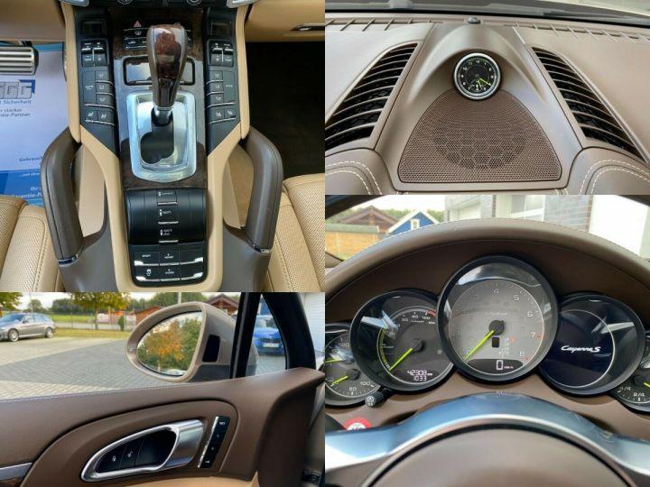 Porsche Cayenne Porsche Cayenne S E-Hybrid / Toit Panoramique / chauffage et ventilation des sièges/Garantie 12 Mois Beige - 7