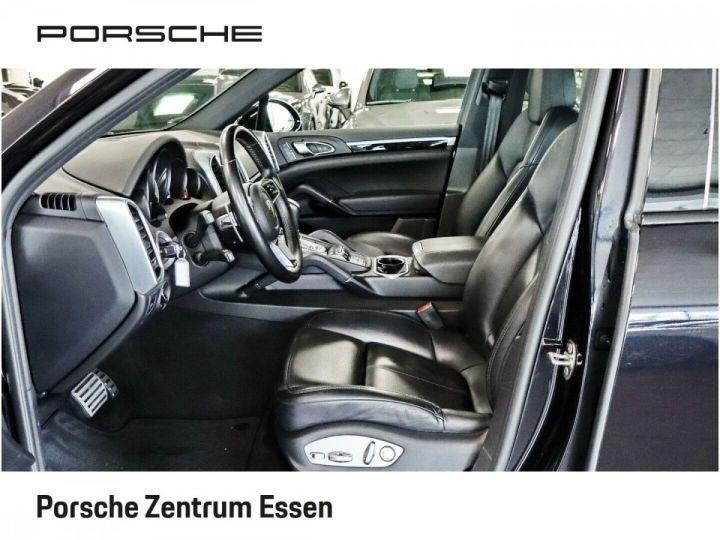 Porsche Cayenne S 385ch V8 / PASM / PDC / PSM / CAMERA / TOIT OUVRANT / SIEGES CONFORT / GARANTIE NOIR - 10