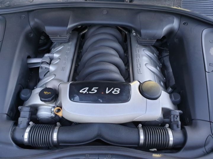 Porsche Cayenne S 4.5 L V8 340 GRIS CRISTAL METALLISE - 4