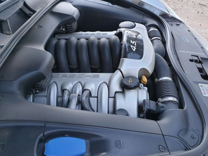 Porsche Cayenne S 4.5 L V8 340 GRIS CRISTAL METALLISE - 19