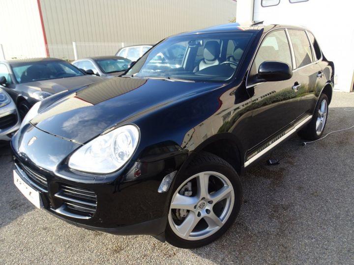 Porsche Cayenne S 4.5L 340PS Tipt/PASM TOE PDC BOSE BIXENON ORD Jantes 20 noir metallisé - 2