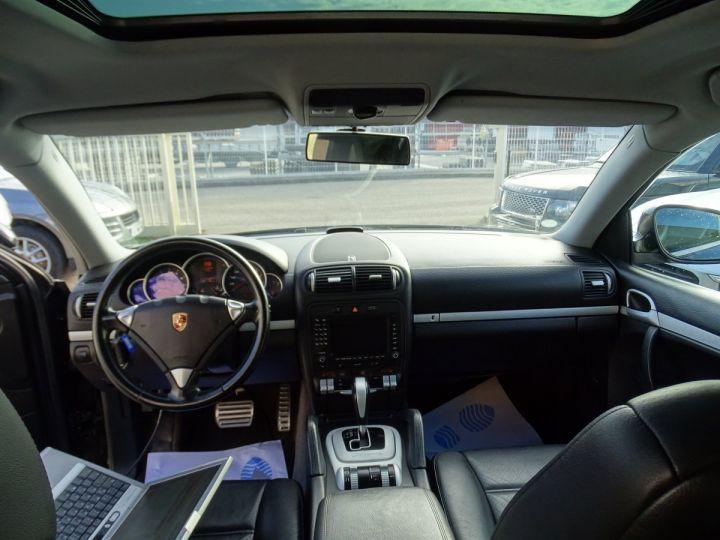 Porsche Cayenne S 4.5L 340PS Tipt/PASM TOE PDC BOSE BIXENON ORD Jantes 20 noir metallisé - 16