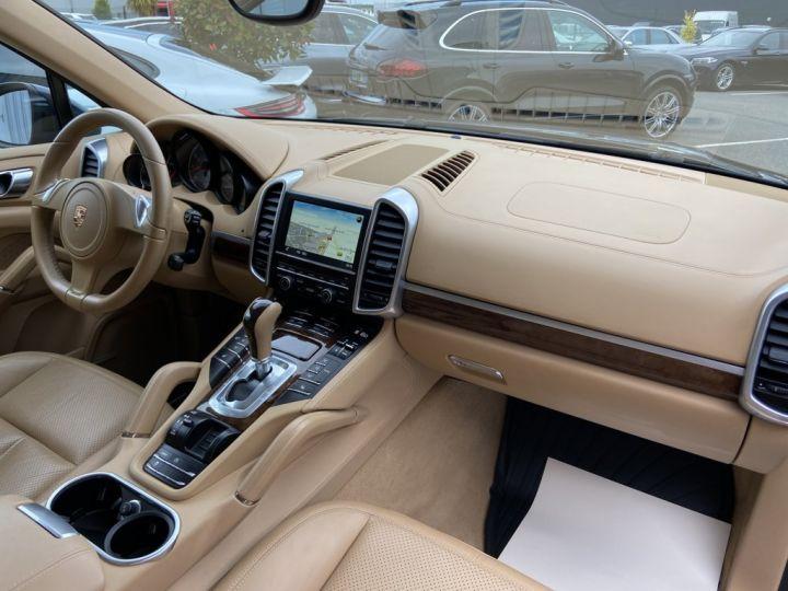 Porsche Cayenne S 4.8 V8 400ch TIPTRONIC BLEU - 10