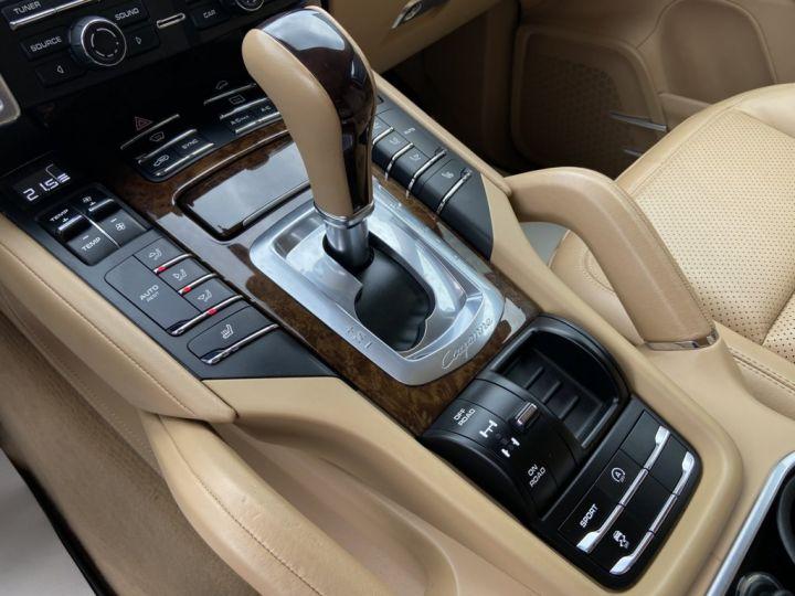 Porsche Cayenne S 4.8 V8 400ch TIPTRONIC BLEU - 16