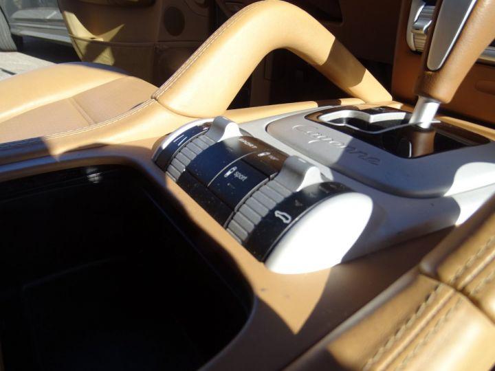 Porsche Cayenne S 4.8L V8 385PS Tipt/PASM TOE PCM JTES 19  BIXENON  PDC gris anthracite métallisé - 10