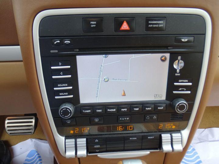 Porsche Cayenne S 4.8L V8 385PS Tipt/PASM TOE PCM JTES 19  BIXENON  PDC gris anthracite métallisé - 15