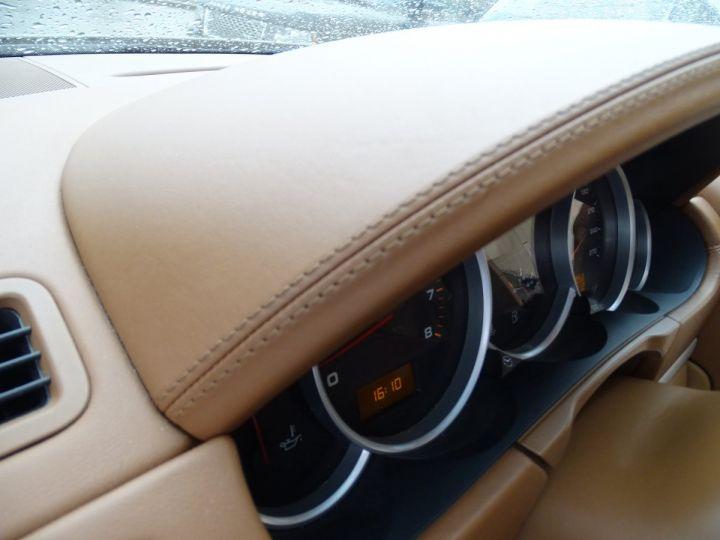 Porsche Cayenne S 4.8L V8 385PS Tipt/PASM TOE PCM JTES 19  BIXENON  PDC gris anthracite métallisé - 16