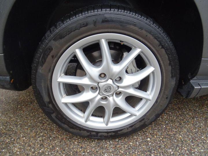Porsche Cayenne S 4.8L V8 385PS Tipt/PASM TOE PCM JTES 19  BIXENON  PDC gris anthracite métallisé - 19