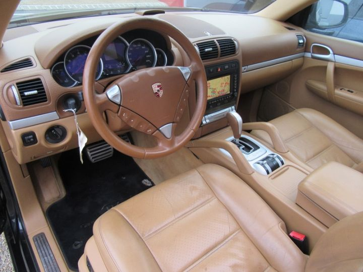 Porsche Cayenne S (955) 4.5L V8 340CH TIPTRONIC Noir Occasion - 2