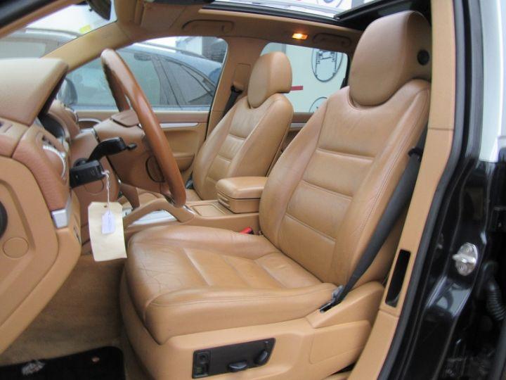Porsche Cayenne S (955) 4.5L V8 340CH TIPTRONIC Noir Occasion - 4