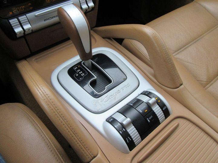 Porsche Cayenne S (955) 4.5L V8 340CH TIPTRONIC Noir Occasion - 10