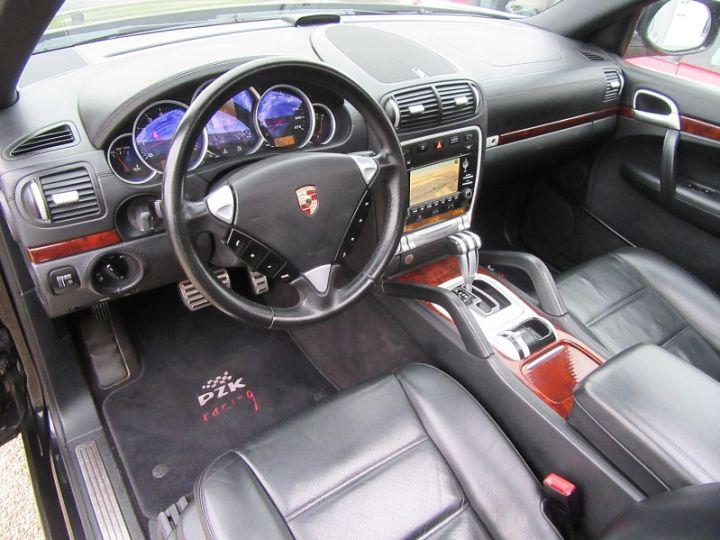Porsche Cayenne S (955) 4.8L V8 385CH TIPTRONIC Noir Occasion - 2