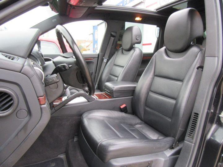 Porsche Cayenne S (955) 4.8L V8 385CH TIPTRONIC Noir Occasion - 4