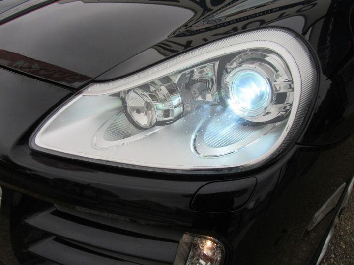 Porsche Cayenne S (955) 4.8L V8 385CH TIPTRONIC Noir Occasion - 20