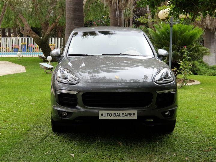 Porsche Cayenne S DIESEL V8 4.2 L 385 CV GRIS METEOR - 2