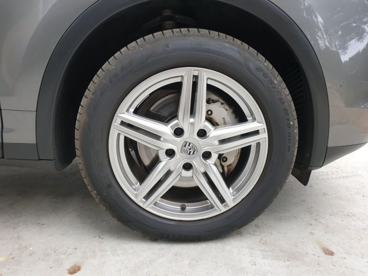 Porsche Cayenne S DIESEL V8 4.2 L 385 CV GRIS METEOR - 6