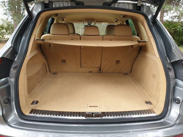 Porsche Cayenne S DIESEL V8 4.2 L 385 CV GRIS METEOR - 11