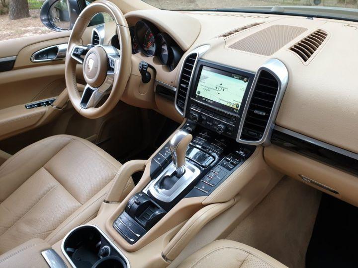 Porsche Cayenne S DIESEL V8 4.2 L 385 CV GRIS METEOR - 15