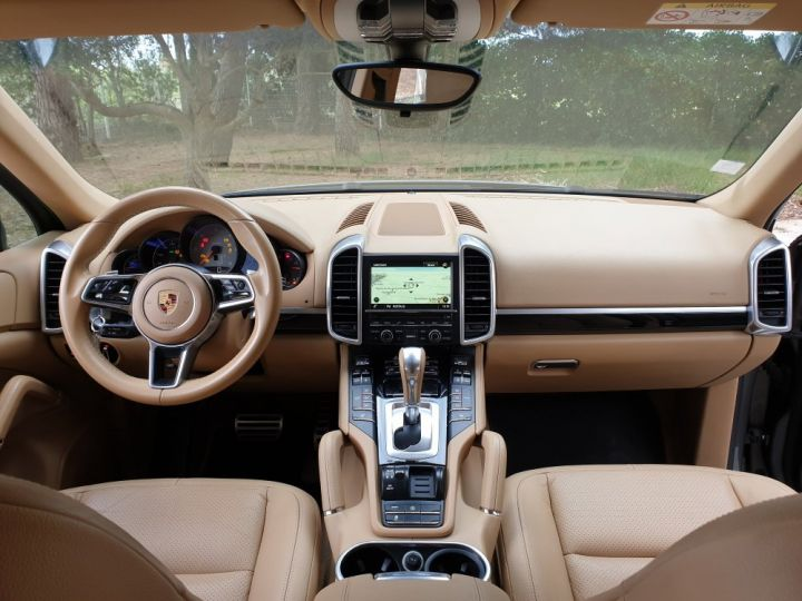 Porsche Cayenne S DIESEL V8 4.2 L 385 CV GRIS METEOR - 18