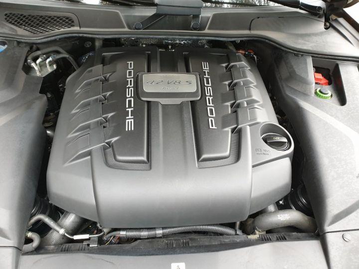 Porsche Cayenne S DIESEL V8 4.2 L 385 CV GRIS METEOR - 19