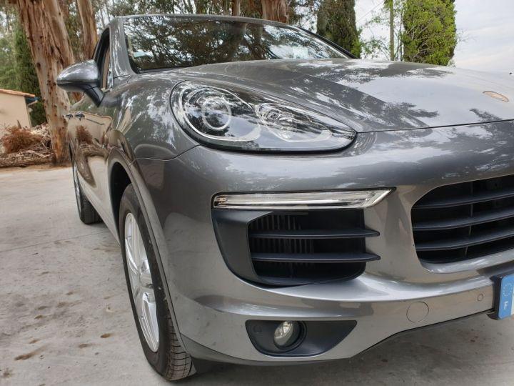 Porsche Cayenne S DIESEL V8 4.2 L 385 CV GRIS METEOR - 21