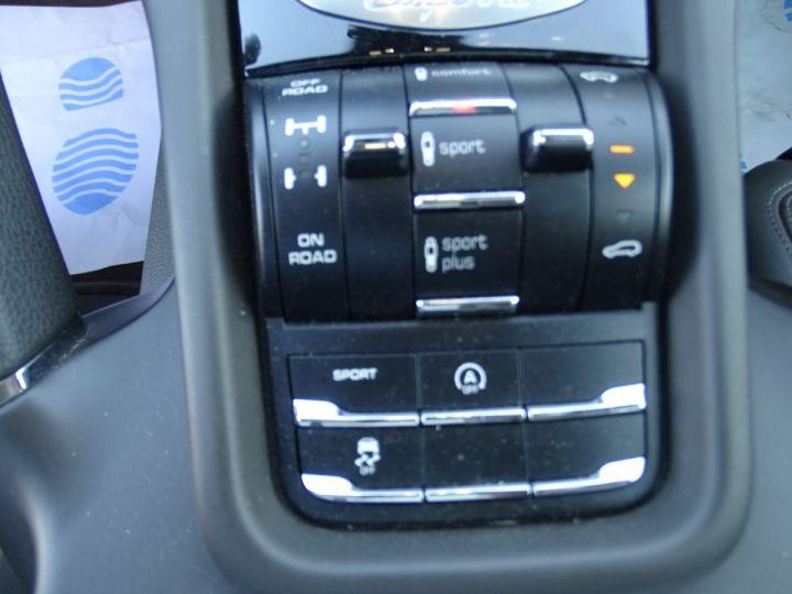 Porsche Cayenne SD MK2 4.2L 385PS FULL Options argent met - 13