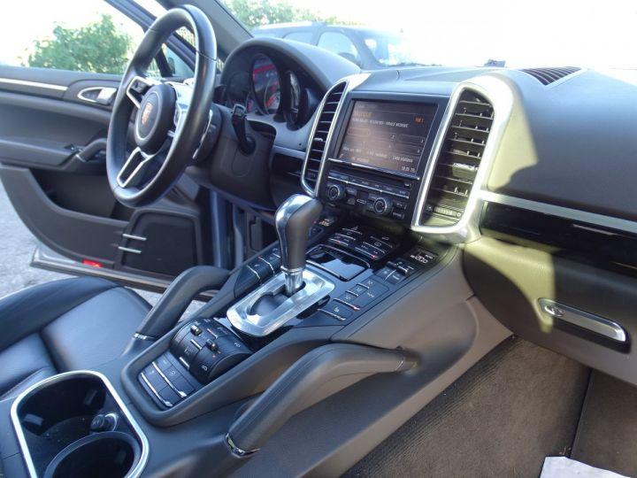 Porsche Cayenne SD MK2 4.2L 385PS FULL Options argent met - 14