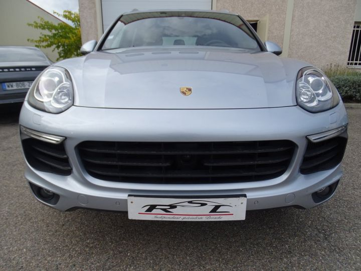 Porsche Cayenne SD MK2 4.2L 385PS FULL Options argent met - 4