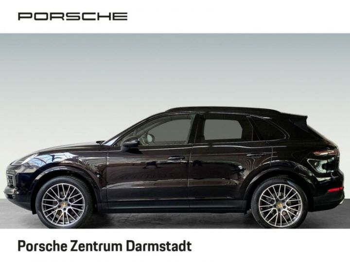 Porsche Cayenne Toit panoramique Porsche Cayenne PASM LED PDLS 21 pouces noir metallisé - 1
