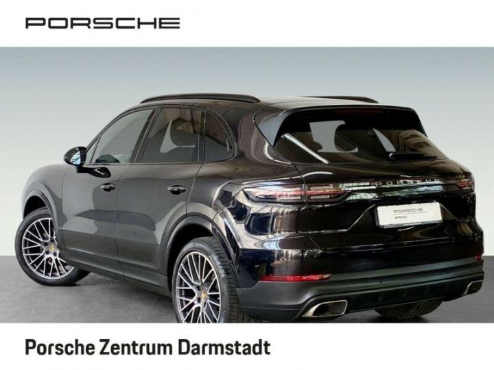 Porsche Cayenne Toit panoramique Porsche Cayenne PASM LED PDLS 21 pouces noir metallisé - 2