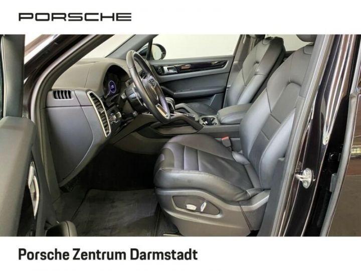 Porsche Cayenne Toit panoramique Porsche Cayenne PASM LED PDLS 21 pouces noir metallisé - 5