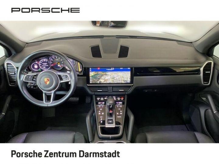 Porsche Cayenne Toit panoramique Porsche Cayenne PASM LED PDLS 21 pouces noir metallisé - 6