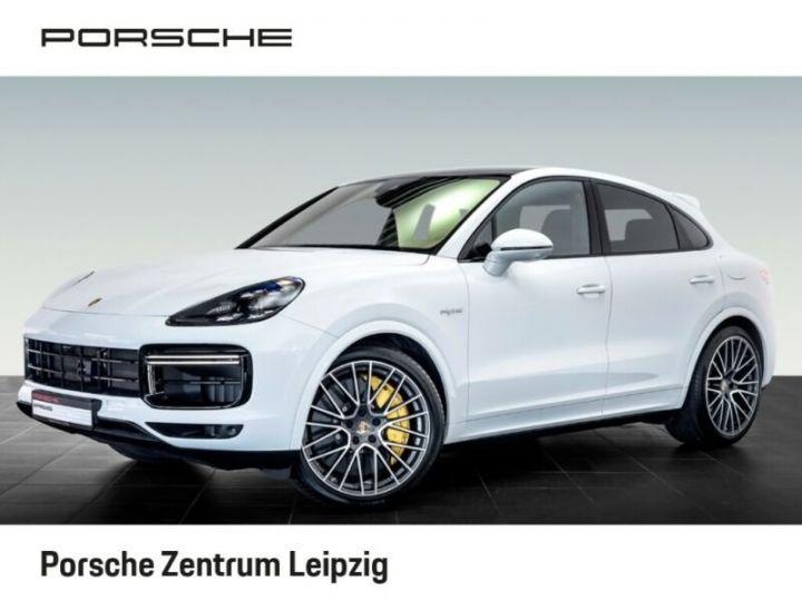 Porsche Cayenne Turbo S Coupé E-Hybrid 680ch * 22 * Matrix * 360° * PDLS Plus * PVTS Plus * GARANTIE BLANC - 1