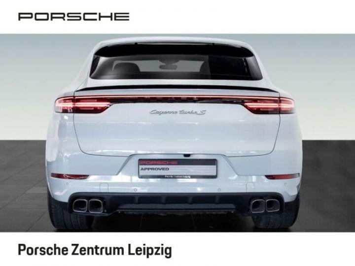 Porsche Cayenne Turbo S Coupé E-Hybrid 680ch * 22 * Matrix * 360° * PDLS Plus * PVTS Plus * GARANTIE BLANC - 5